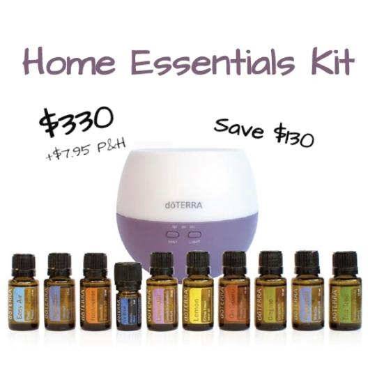 home-essentials-enrolment-kit