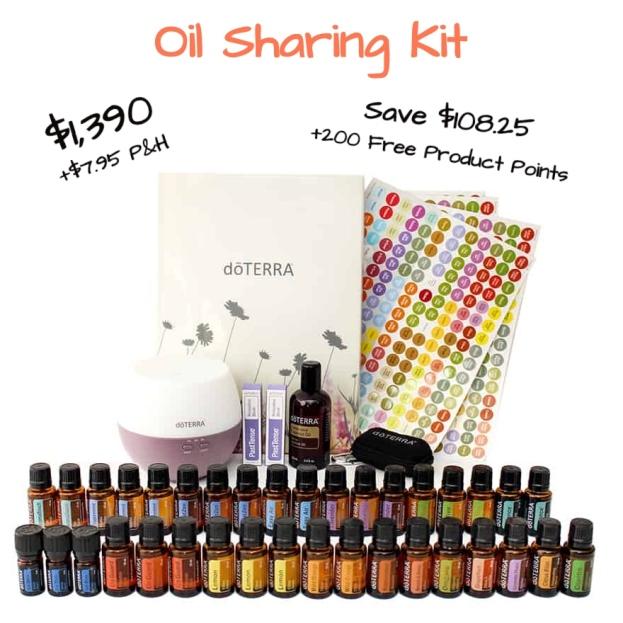 Oil-Sharing-Kit